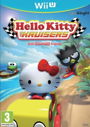 Cover Hello Kitty Kruisers