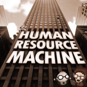 Cover Human Resource Machine
