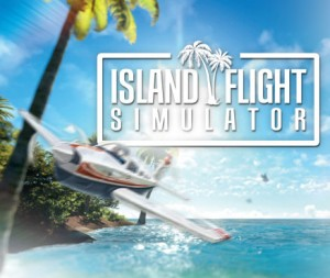 Cover Island Flight Simulator