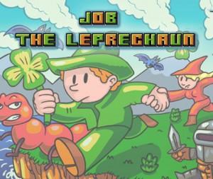Cover Job the Leprechaun