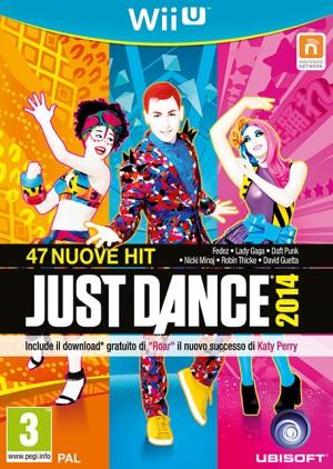 Cover Just Dance 2014 (Wii U)