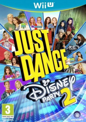 Cover Just Dance: Disney Party 2