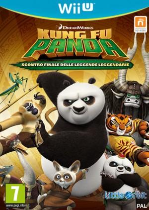 Cover Kung Fu Panda: Showdown of Legendary Legends (Wii U)