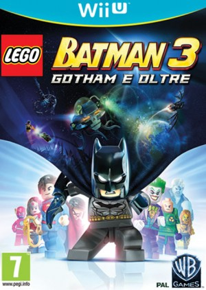 Cover LEGO Batman 3: Beyond Gotham (Wii U)