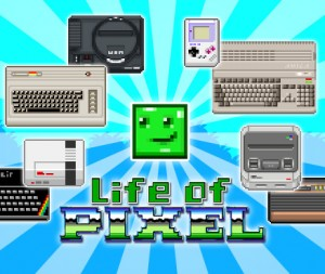 Cover Life of Pixel