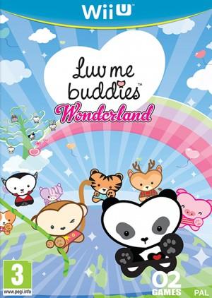Cover Luv Me Buddies Wonderland