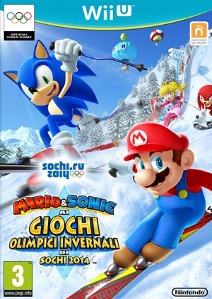 Cover Mario & Sonic at the Sochi 2014 Olympic Winter Games