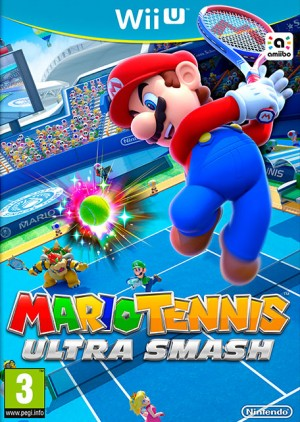 Cover Mario Tennis: Ultra Smash