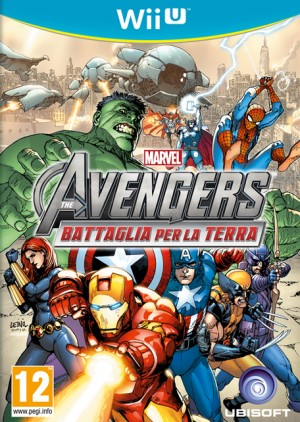 Cover Marvel Avengers: Battle for Earth