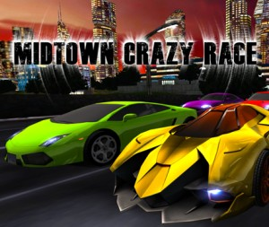 Cover Midtown Crazy Race