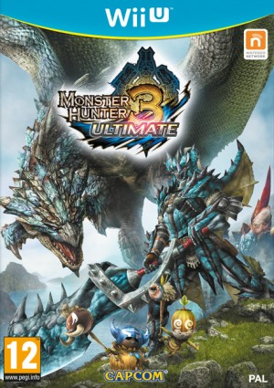 Cover Monster Hunter 3 Ultimate (Wii U)