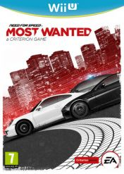 Cover Need for Speed: Most Wanted U