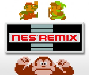 Cover NES Remix (Wii U)