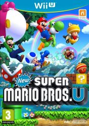 Cover New Super Mario Bros. (Wii U)