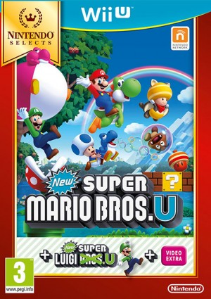 Cover New Super Mario Bros. U + New Super Luigi U