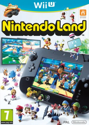Cover Nintendo Land