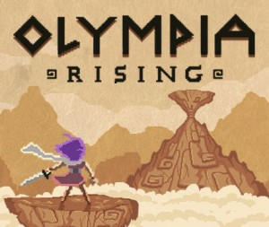 Cover Olympia Rising