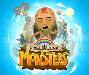 Cover PIXELJUNK MONSTERS