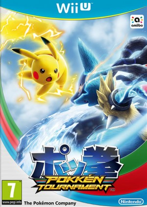 Cover Pokkén Tournament