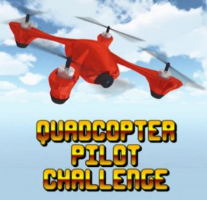 Cover Quadcopter Pilot Challenge