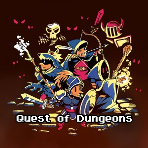 Cover Quest of Dungeons (Wii U)