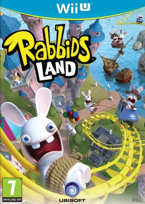 Cover Rabbids Land