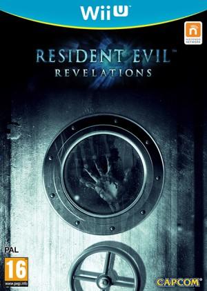Cover Resident Evil Revelations (Wii U)