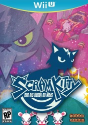 Cover Scram Kitty and his Buddy on Rails