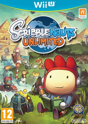 Cover Scribblenauts Unlimited