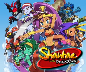 Cover Shantae and the Pirate's Curse (Wii U)
