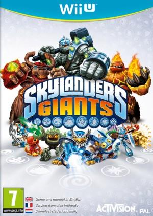 Cover Skylanders Giants