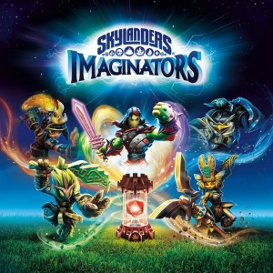 Cover Skylanders Imaginators