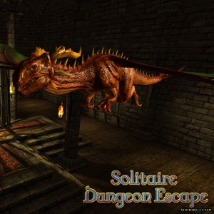 Cover Solitaire Dungeon Escape