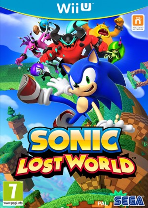 Cover Sonic Lost World