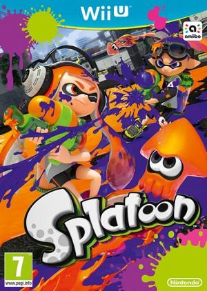 Cover Splatoon (Wii U)