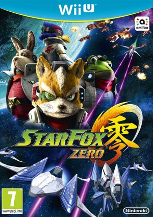 Cover Star Fox Zero