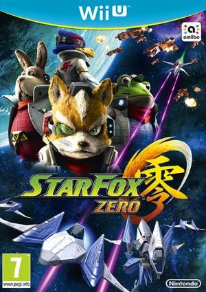 Cover Star Fox Zero (Wii U)