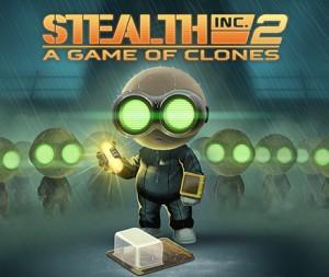 Cover Stealth Inc 2: A Game of Clones (Wii U)