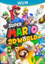 Cover Super Mario 3D World (Wii U)