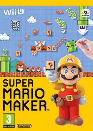 Cover Super Mario Maker (Wii U)