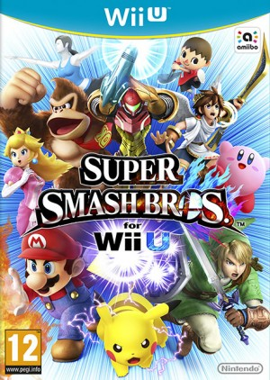 Cover Super Smash Bros. for Wii U