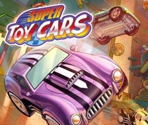 Cover Super Toy Cars