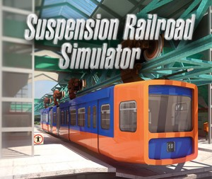 Cover Suspension Railroad Simulator
