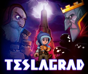 Cover Teslagrad (Wii U)