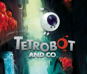 Cover Tetrobot and Co. (Wii U)