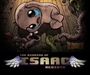 Cover The Binding of Isaac: Rebirth (Wii U)
