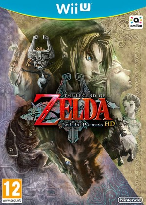 Cover The Legend of Zelda: Twilight Princess HD (Wii U)