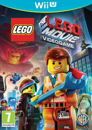 Cover The LEGO Movie Videogame (Wii U)