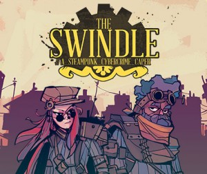 Cover The Swindle (Wii U)