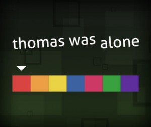 Cover Thomas Was Alone (Wii U)